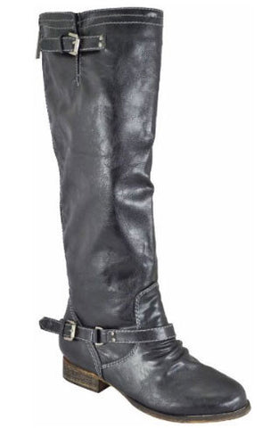 Outlaw-91 Knee Riding Boots - Peazz.com