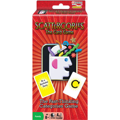 Winning Moves Games TWMG-21 Scattergories Card Game - Peazz.com