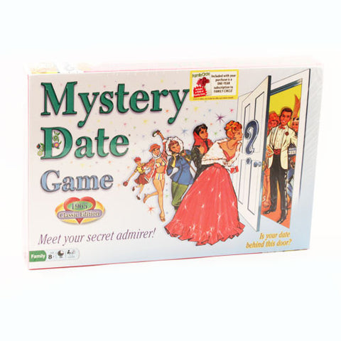 Winning Moves Games TWMG-41 Mystery Date Board Game - Peazz.com