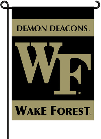 Wake Forest 2-Sided Garden Flag - Peazz.com