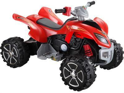 Mini Motos ATV 12v Red - Peazz.com