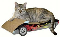 Imperial Cat The Racer Cat Scratcher - Peazz.com