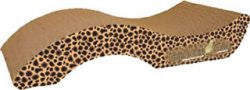 Imperial Cat Shape Scratch 'n Shapes Small Relax-A-Cat Scratcher - Peazz.com