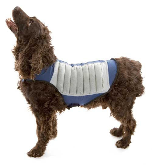 Ck9-3 Cool K-9 Dog Cooling Jacket Large