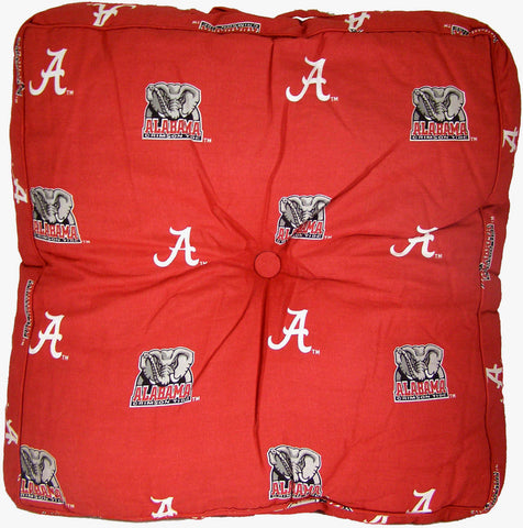 Alabama Floor Pillow - ALAFP by College Covers - Peazz.com