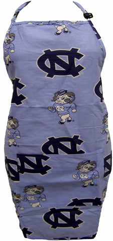"UNC Apron 26""X35"" with 9"" pocket - NCUAPR by College Covers - Peazz.com"