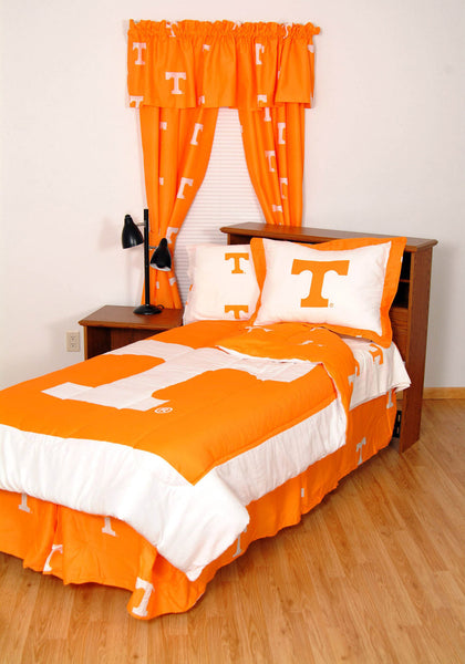 Tennessee Bed In A Bag Queen With White Sheets