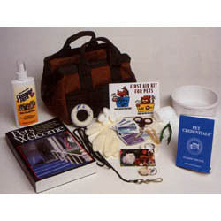 Traveling Pet First-aid Kit
