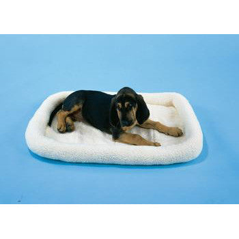 Prec Snoozy Fleece Bed 37x25""
