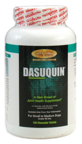 Dasuquin for Small to Medium Dogs (150 Tabs) - Peazz.com