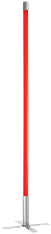 Dainolite Red 36W Indoor Fluorescent Lite Stick DSTX-36-RD - Peazz.com