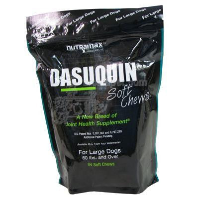 Dasuquin Soft Chews for Large Dogs (84 Chews) - Peazz.com