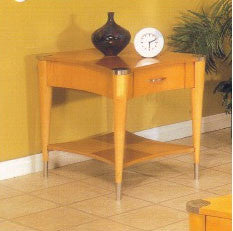 Alpine 62-02 End Table - Peazz.com