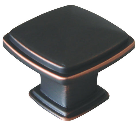 Design House 203984 Park Avenue Knob Oil Rubbed Bronze - Peazz.com