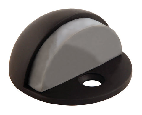 Design House 204743 Dome Door Stop Oil Rubbed Bronze - Peazz.com