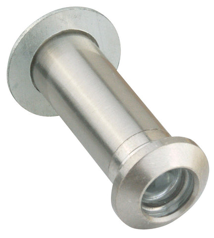 Design House 204818 Small Door Viewer Satin Nickel - Peazz.com