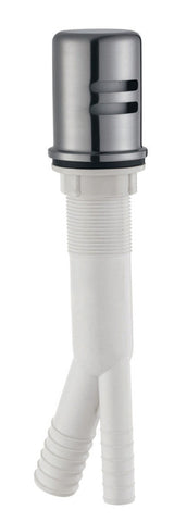 Design House 522953 Dishwasher Air Gap Satin Nickel - Peazz.com