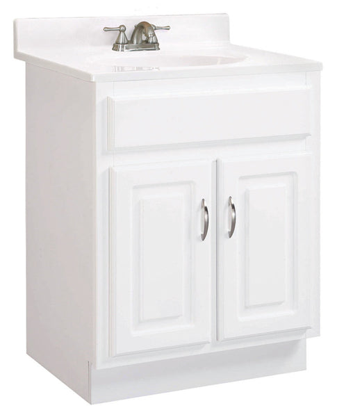 kitchen cabinet 30x18 design house 531277 concord 30x18 vanity 2door white 18186