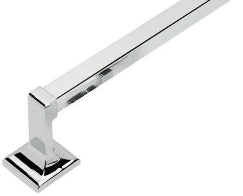 "Design House 533034 Millbridge Towel Bar 30"" Polished Chrome - Peazz.com"