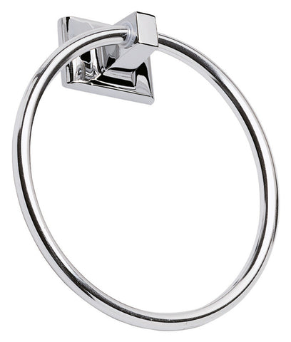 Design House 533091 Millbridge Towel Ring Polished Chrome - Peazz.com