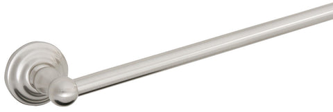 "Design House 538330 Calisto 24"" Towel Bar Satin Nickel - Peazz.com"