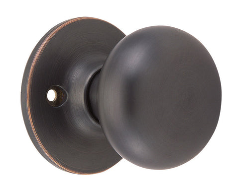 Design House 753434 Cambridge/Dummy/ Box Oil Rubbed Bronze - Peazz.com