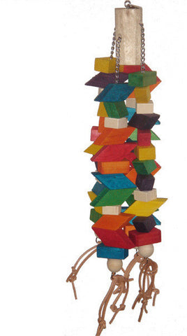 A&E Cage HB46316 X-Large Trapezoid Bird Toy - Peazz.com
