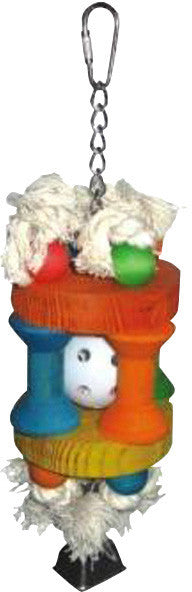 A&e Cage Hb46341 Wiffle Ball In Solitude Bird Toy