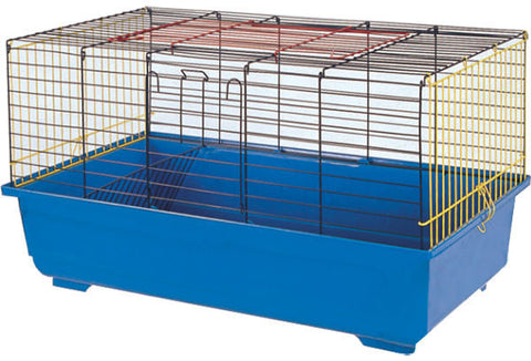 "A&E Cage RB120 Blue 47""x23""x20"" (18"") - Peazz.com"