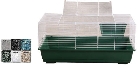 "A&E Cage RB58 Green 24"" x 13"" x 13"" - Peazz.com"