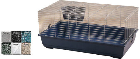 "A&E Cage RB80 Blue 31""x17""x17"" (15"") - Peazz.com"