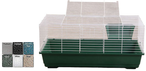 "A&E Cage RB80 Green 31""x17""x17"" (15"") - Peazz.com"