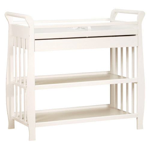 Afg Athena Nadia Changing Table In White 3353w