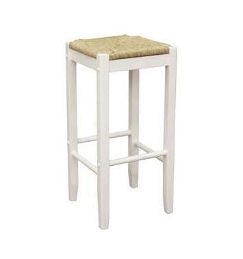 American Heritage Billiards 129883WH Transitional Bar Stool - BarstoolDirect.com