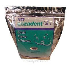 Enzadent Oral Care Chews for Large Dogs 18 oz. - Peazz.com