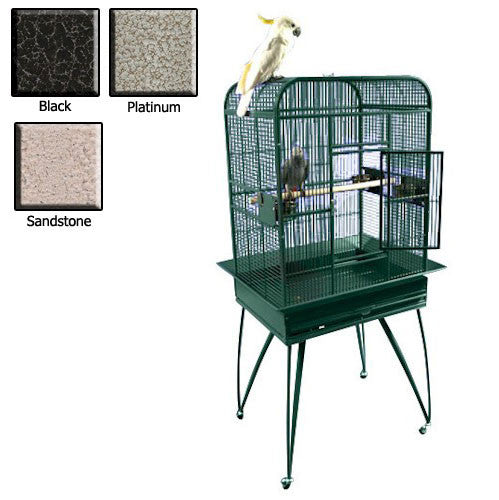 Small Playtop Bird Cage