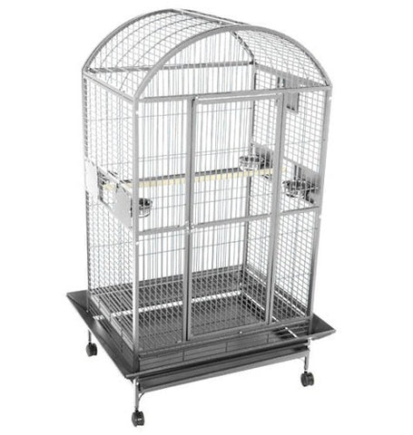 Amazon Stainless Steel Bird Cage - Peazz.com