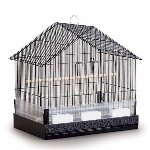 Cockatiel House Style Bird Cage - Peazz.com