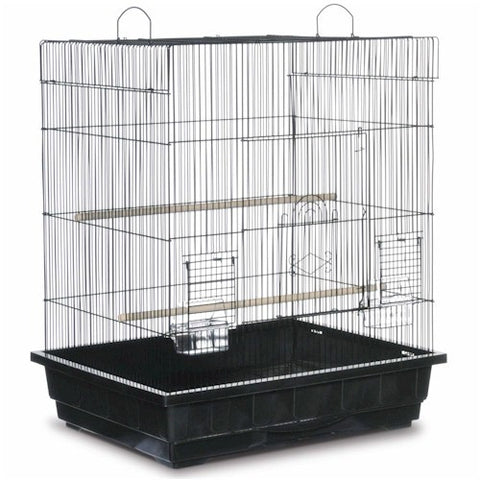 Square Roof Parakeet Cage - Peazz.com