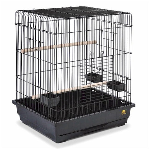 Square Roof Parrot Cage - Peazz.com