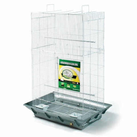 Clean Life Large Bird Cage - Peazz.com
