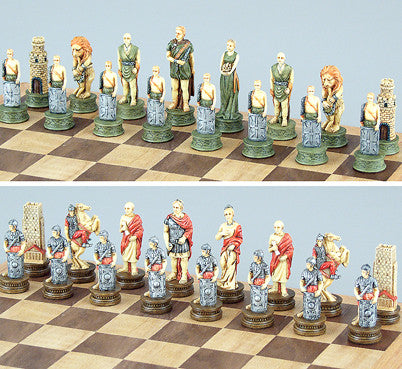 Fame 9286 Gladiator Chess Set Pieces