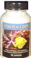 Fish Pen Forte, 500mg, 30 Tablets - Peazz.com