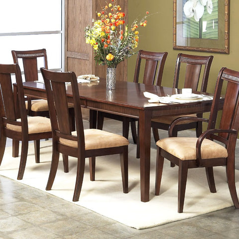 Alpine 341-64 Leg Dining Table - Peazz.com