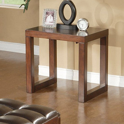 Alpine 497-02 End Table - Peazz.com