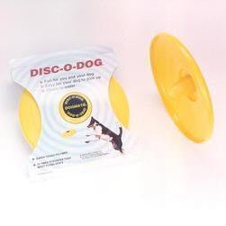 Disc - o-dog Vinyl Frisbee - Peazz.com