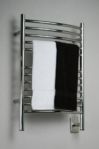 Amba Products Towel Warmer ECP-20 E Curved - Polished - Peazz.com