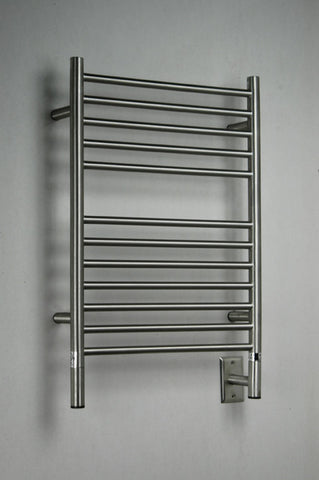 Amba Products Towel Warmer ESB-20 E Straight - Brushed - Peazz.com