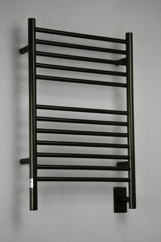 Amba Products Towel Warmer ESO-20 E Straight - Oil Rubbed Bronze - Peazz.com