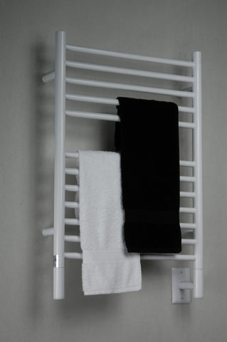 Amba Products Towel Warmer ESW-20 E Straight - White - Peazz.com